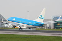 PH-BGR @ EGCC - KLM Royal Dutch Airlines - by Chris Hall