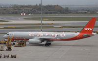 RA-64021 @ LOWW - Aviastar-Tu Cargo  Tupolev Tu-204-100C  RA-64021 - by Marcus Stelzer