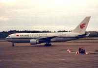 B-2551 @ ARN - Air China - by Henk Geerlings