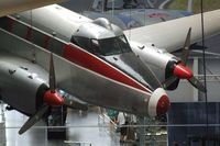 D-IKER - DeHavilland D.H.104 Dove at the Auto & Technik Museum, Sinsheim - by Ingo Warnecke