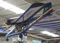 D-MYBL - Euro Ala Jet Fox 91-D at the Auto & Technik Museum, Sinsheim - by Ingo Warnecke