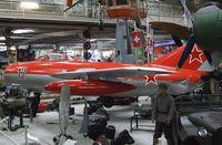 1006 - Mikoyan i Gurevich MiG-15 (WSK PZL Mielec LIM-2) at the Auto & Technik Museum, Sinsheim - by Ingo Warnecke