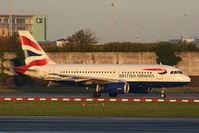 G-EUPK @ EGCC - British Airways - by Chris Hall