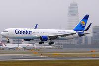 D-ABUA @ VIE - Condor Flugdienst