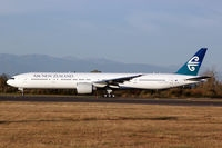 ZK-OKP @ KPAE - KPAE/PAE Boeing 054 back taxying for departure on 34L this morning.