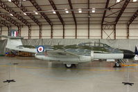 G-LOSM @ EGBE - At Airbase Museum at Coventry Airport