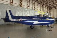 G-BWDS @ EGBE - At Airbase Museum at Coventry Airport