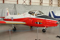 G-JPRO @ EGBE - At Airbase Museum at Coventry Airport