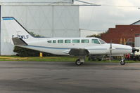 G-BWLF @ EGBE - At Coventry Airport