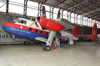 G-APRS @ EGBE - At Airbase Museum at Coventry Airport