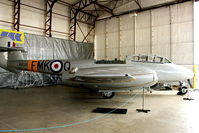 G-BWMF @ EGBE - Recently re-painted and now displayed At Airbase Museum at Coventry Airport