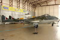G-HELV @ EGBE - At Airbase Museum at Coventry Airport