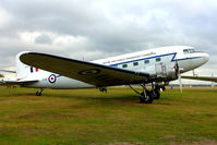 G-AMPY @ EGBE - At Airbase Museum at Coventry Airport for Oil Spill Standby