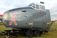 VP293 @ EGBE - At Airbase Museum at Coventry Airport