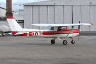 G-OVMC @ EGBE - At Coventry Airport