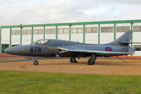 G-BWGN @ EGBE - At Airbase Museum at Coventry Airport