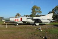 458 @ X4WT - Mig-23L at Newark Air Museum