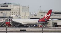 G-VMEG @ MIA - Virgin Atlantic A340-600