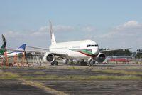 N181AQ @ OPF - Gulf Air Falcon 767-300