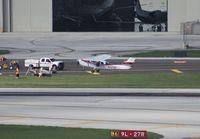 N229E @ FLL - Cessna 206H