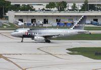N516NK @ FLL - Spirit A319