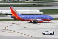 N524SW @ FLL - Southwest 737