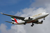 A6-EAD @ LMML - A330 A6-EAD Emirates Airlines - by raymond