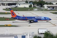 N815SY @ FLL - Sun Country