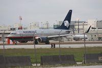 N997AM @ MIA - Aeromexico 737 - by Florida Metal