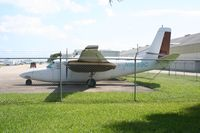 N8459C @ FXE - Aero Commander 500