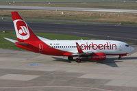D-ABBT @ EDDL - Air Berlin, Boeing 737-76N (WL), CN: 32582/1013 - by Air-Micha