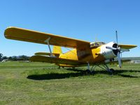 VH-CCE @ YLIL - Antonov An-2 VH-CCE at Lilydale, the only An-2 flying in Australia.