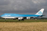 PH-BFA @ EHAM - KLM 747-400 - by Andy Graf-VAP