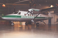 LN-LMN - Wideroe , Bodo Aviation Museum , Bodo - Norway - by Henk Geerlings