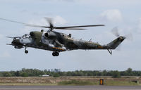 0981 - Landing at Saint Dizier french AFB - by olivier Cortot