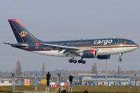 JY-AGR @ VIE - Royal Jordanian Cargo