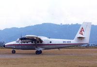 9N-ABB @ PKR - Royal Nepal Airlines - by Henk Geerlings