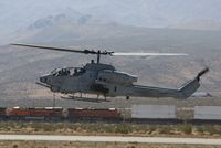 162547 @ KDAG - Bell AH-1W - by Mark Pasqualino