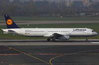 D-AIDH @ EDDL - Lufthansa, Airbus A321-231, CN: 4710 - by Air-Micha