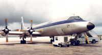 N121AE @ GUM - TIA - Tradewinds / Asia Pacific Air Cargo - Singapore - by Henk Geerlings