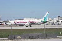 9Y-POS @ MIA - Caribbean 737