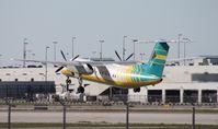 C6-BFH @ MIA - Bahamas Air Dash 8
