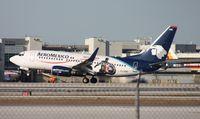 EI-DRE @ MIA - Aeromexico Captain America