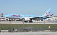 F-HBIL @ MIA - Corsairfly A330