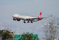 G-VYOU @ MIA - Virgin A340-600