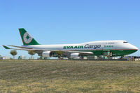 B-16406 @ DFW - EVA Air Cargo at DFW Airport