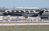 N305FA @ MIA - Falcon Air Express MD-83
