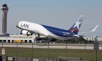 N418LA @ MIA - LAN Cargo 767-300F
