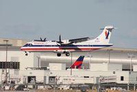 N426AT @ MIA - Eagle ATR 72