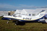 D-EHLD @ EKRK - Piper Cadet Diesel converted to diesel engine in 2010 and owned by Air Service Vamdrup ApS in Denmark. - by Henk van Capelle